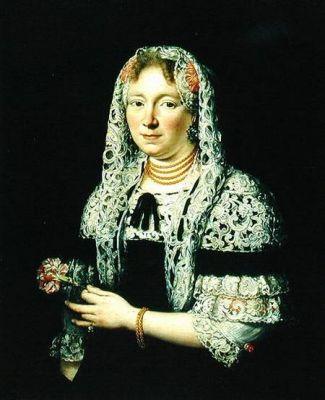 Patrician Lady from Gdańsk