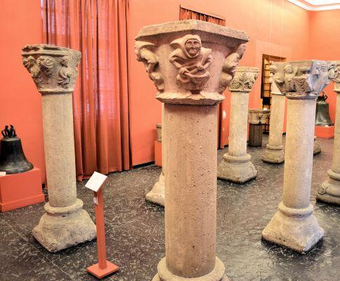 Kolumny z Kolbacza