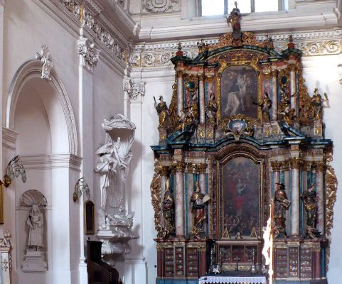 Transept-Urszula