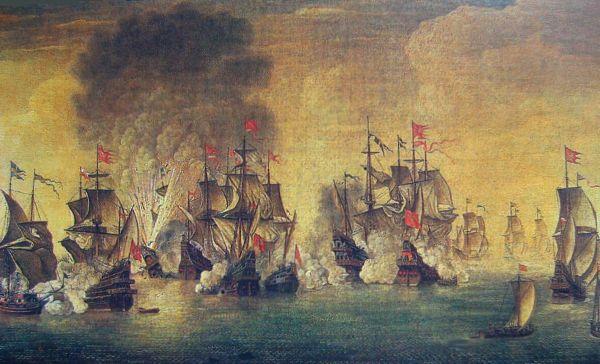 Bitwa pod Oliwą 1627 3