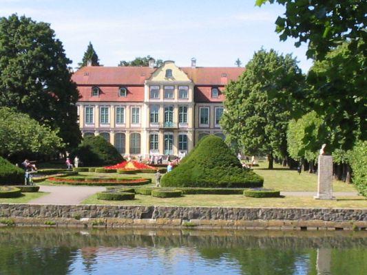 Gdańsk Oliwa - Pałac Opatów (2005)