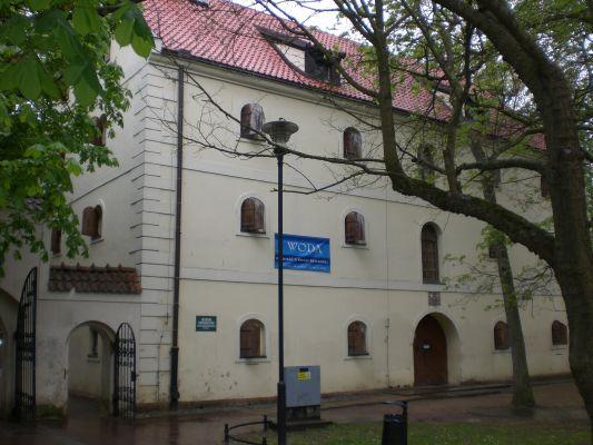 Gduńsk Òlëwa - Muzeum Etnograficzne (Spichrz Opacki)