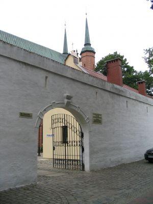 Kościół Oliwa1