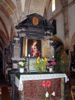 Sulejow oltarz-maria