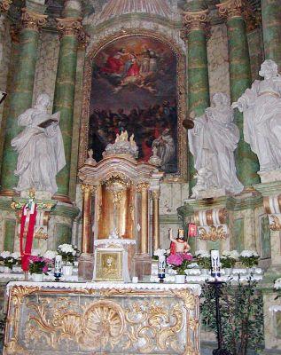 Sulejow oltarz