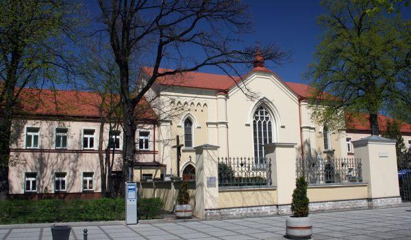 Kościół rektorski w Częstochowie, Al. NMP 56a