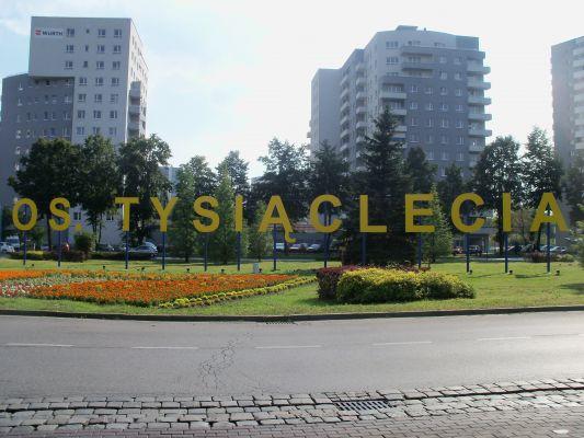Katowice - rondo Sławika (1)
