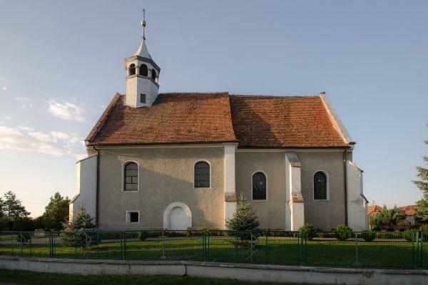 SM Osiek Grodkowski kościół Wniebowzięcia NMP (3) ID 609956