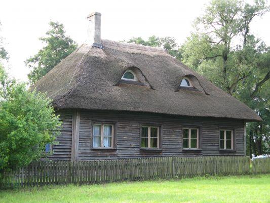 Ostrów Lednicki - Dom na wyspie - MF-IMG 6214