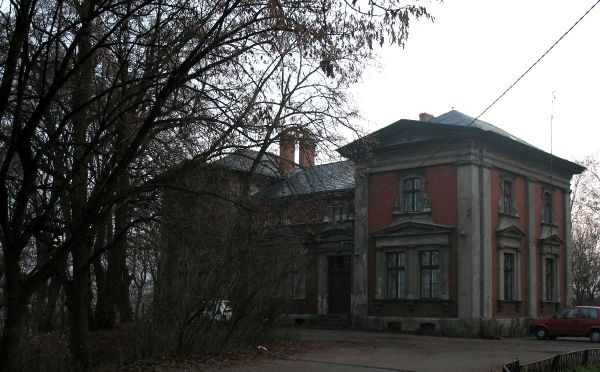 Pałac w Kustodii (Gniezno)