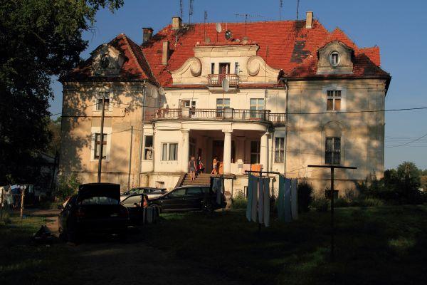 Kaźmierzów pałac