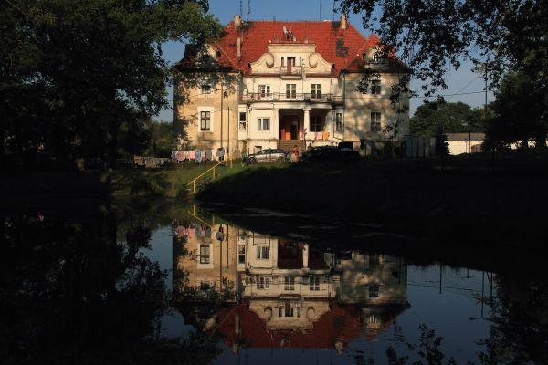 Pałac --Kaźmierzów. (zetem)