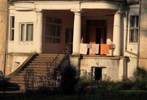 Kaźmierzów -- Pałac, (zetem)