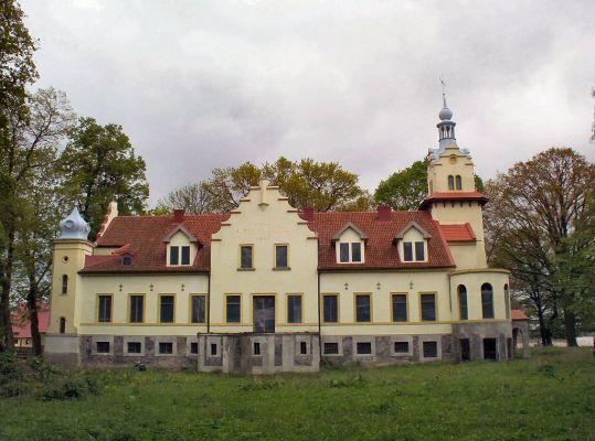 Laskowo (powiat pyrzycki) palac 2