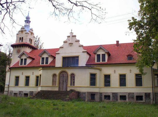 Laskowo (powiat pyrzycki) palac 1