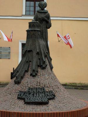 Pomnik Anny Wazówny Brodnica