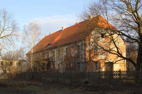 Skoroszów pałac