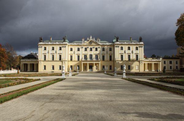 Branicki Palace in Białystok