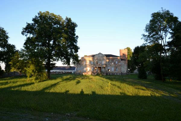 Pałac Mierzewo