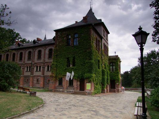 2008 08050319 - Gołuchów - zespół zamkowy - pałac