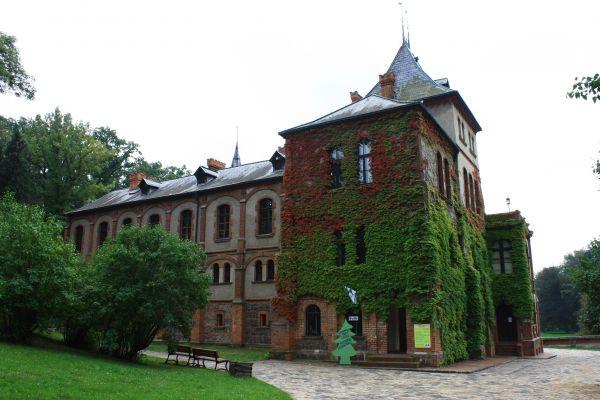 Gołuchów - pałac i komnaty księżnej (2)