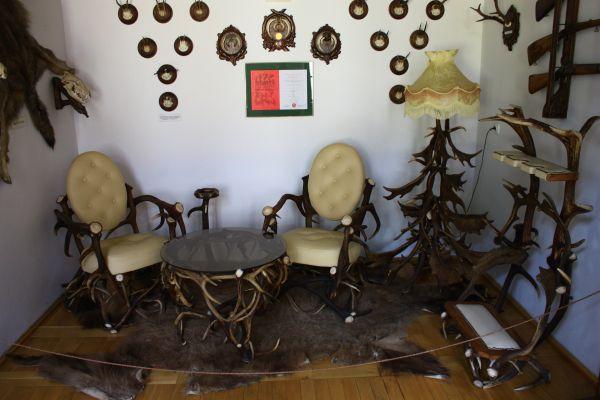 Gołuchów - pałac i komnaty księżnej (3)