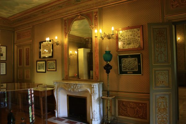 Gołuchów - pałac i komnaty księżnej (4)