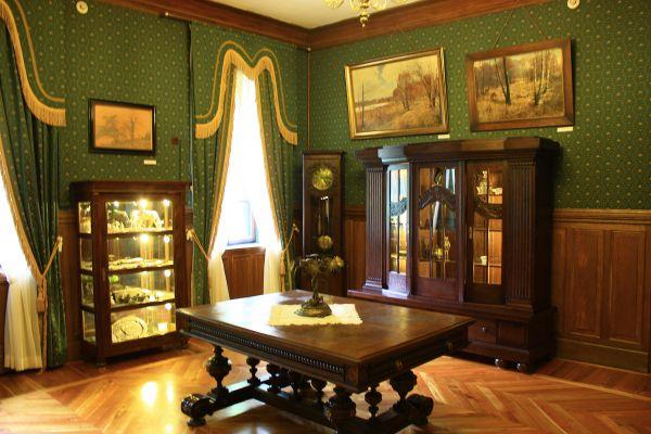 Gołuchów - pałac i komnaty księżnej (5)