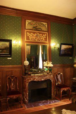 Gołuchów - pałac i komnaty księżnej (6)