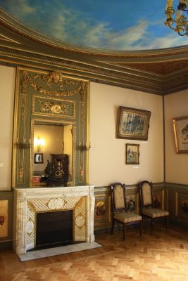 Gołuchów - pałac i komnaty księżnej (7)