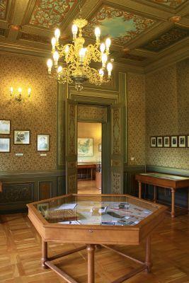 Gołuchów - pałac i komnaty księżnej (8)