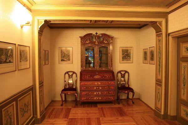 Gołuchów - pałac i komnaty księżnej (9)