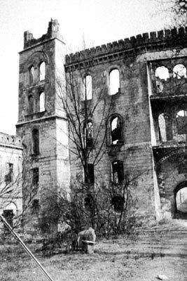 Ruins Swierklaniec
