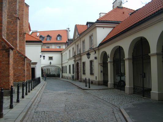 Ulica Dziekania