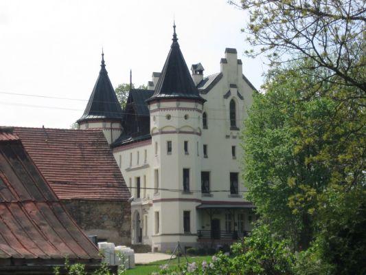 Sokołowiec - Pałac Górny