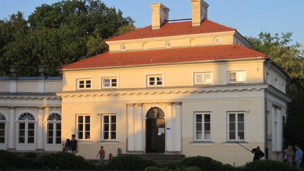 Pałac Gorzeńskich w Śmiełowie
