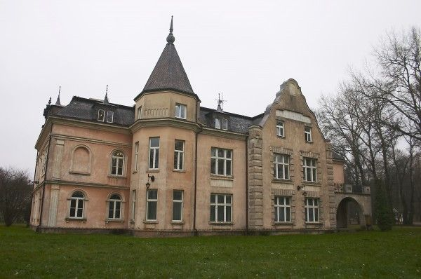 Pałac Hasbacha w Białymstoku