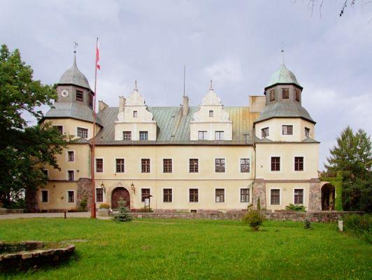 Pałac Hochenbergów w Goraju