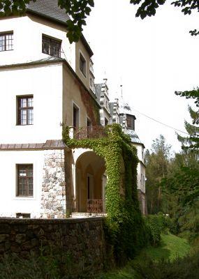 Goraj - Pałac Hochenbergów