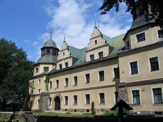 Zamek Hochenbergów w Goraju