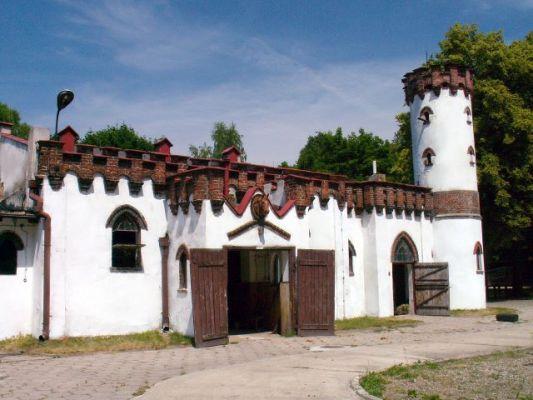 Pałac Juliusza Heinzla w Łagiewnikach