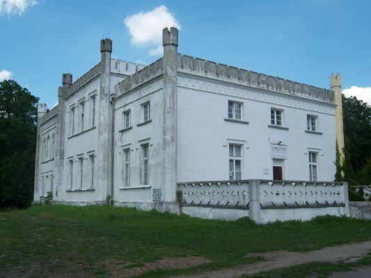 Pałac w Posadzie (3)