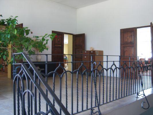 Pałac w Posadzie - pierwsze piętro (1)