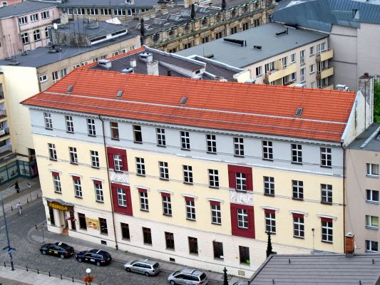 Pałac książąt Hohenlohe wrocław z marii magdaleny
