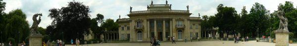 Pałac na Wodzie design by Kudel