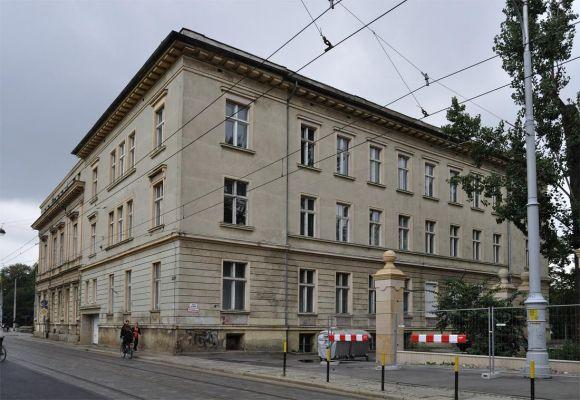 Wrocław, Przedsiębiorstwo Geologiczne PROXIMA - fotopolska.eu (78470)