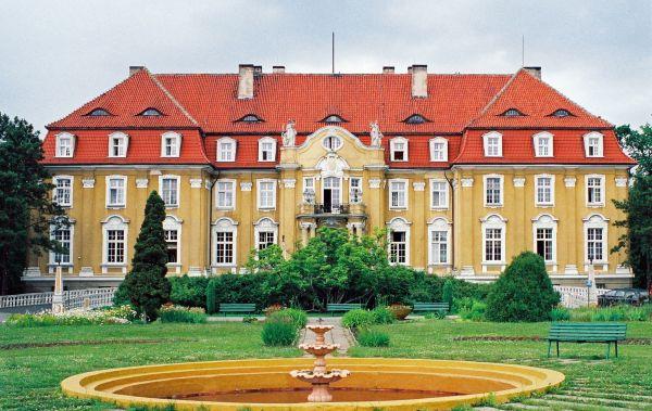 Pałac Ludwika Karola von Ballestrema w Kochcicach