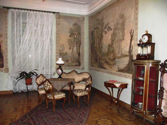 Pałac Miroszewskich w Będzinie 2