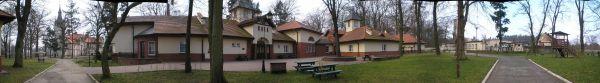 Pałac Myśliwski w Toporowie