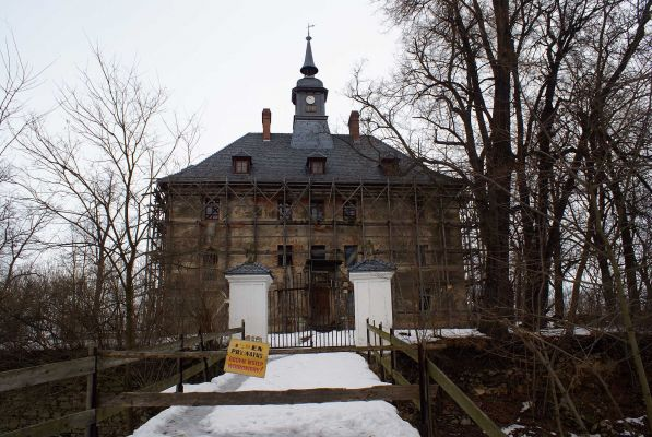 437vik Pałac w Bagieńcu. Foto Barbara Maliszewska